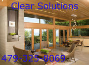 WINDOW CLEANING Northwest Arkansas 479-325-8069