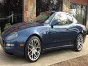 2003 maserati Maserati Coupe Cambiocorsa Coupe 2-Door