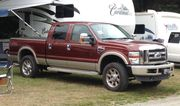 2008 Ford F-350 4x4 off road
