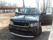 2013 Land Rover Range Rover GT