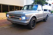 1967 Chevrolet C-102 Door Short Bed Truck